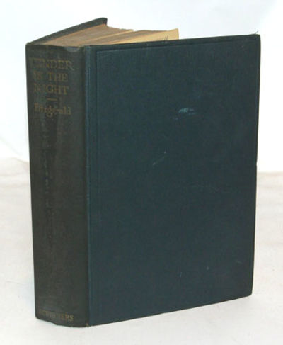New York: Charles Scribner's Sons, 1934. First Edition. First Printing Very good+ in navy blue, vert...