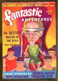 Fantastic Adventures: June, 1940