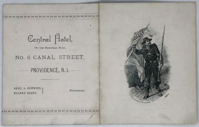 Boston: John A. Lowell & Co. , 1888. Cards. Illustrated folding cards. Very good. 17 x 11 cm. Cover ...
