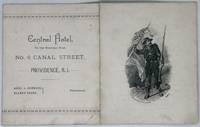 [MENU] - Bill of Fare, Headquarters Eighth Regiment Infantry, Massachusetts Volunteer Militia July 18th, 1888, Central Hotel Providence R.I.