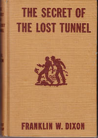 The Secret of the Lost Tunnel: Hardy Boys 29