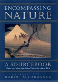 Encompassing Nature: Nature and Culture from Ancient Times to the Modern World