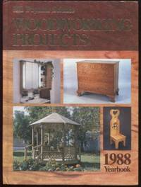 Popular Science Woodworking Projects Yearbook, 1988