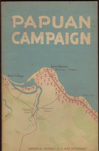 image of PAPUAN CAMPAIGN, The Buna-Sanananda Operation (16 November - 23 January 1943