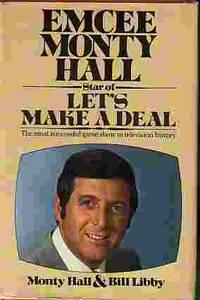 Emcee Monty Hall