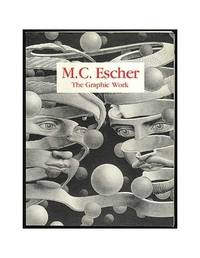 image of M C Escher the Graphic Work
