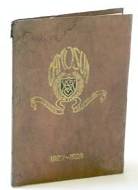 The Camosun: Student Yearbook of Victori [B.C.] High School, Year 1927 - 1928