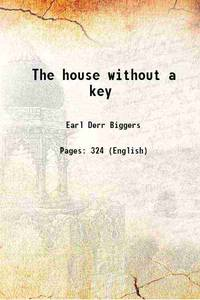 image of The house without a key [Hardcover]