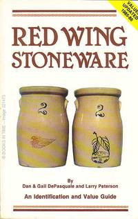 Red Wing Stoneware : Signed by Author