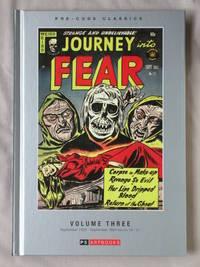 Journey Into Fear, Volume 3: September 1953 - September 1954, Issues 15-21