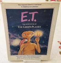 image of E.T. Storybook of a Green Planet