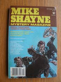 Mike Shayne Mystery Magazine October 1980