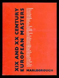 XIX and XX Century European Masters. Paintings Drawings Sculpture