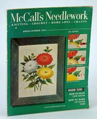McCall's Needlework. Spring-Summer 1954, Bazaar Issue