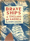 image of BRAVE SHIPS OF ENGLAND AND AMERICA