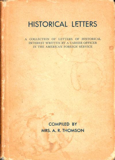 NY: Hobson Book Press, 1946. Hardcover. Very good. xiv, 180pp.