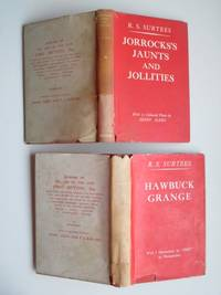 image of Jorrocks' jaunts and jollities, with Hawbuck Grange