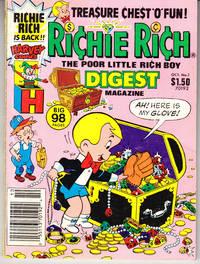 Richie Rich Digest Magazine # 1