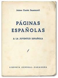 Páginas Españolas a la Juventud Española