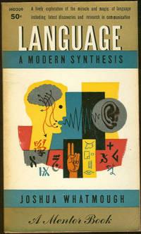 LANGUAGE A Modern Synthesis, Whatmough, Joshua