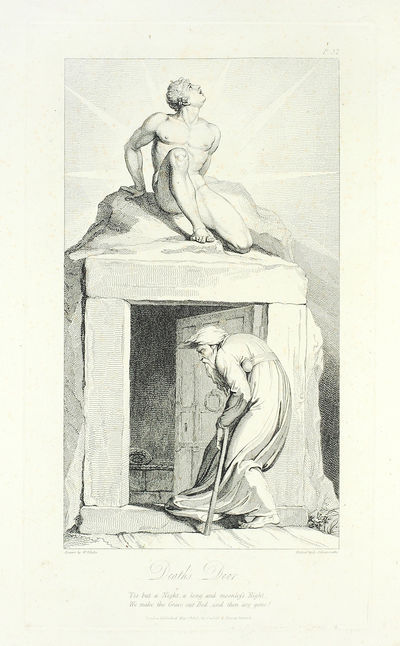 Single plate. London: Cadell and Davis, 1808. Single plate, etching on wove unwatermarked paper, cle...