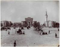 Entree et Tour du Seras Kierat [Beyazit Square, Constantinpole]