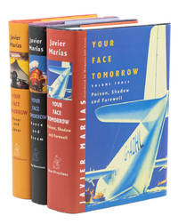 Your Face Tomorrow [Three-Volume Set]; Fever and Fear; Dance and Dream; Poison, Shadow, and Farewell. Translated by Margaret Jull Costa