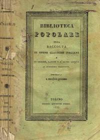C.CRISPO SALLUSTIO TRADOTTO DA VITTORIO ALFIERI