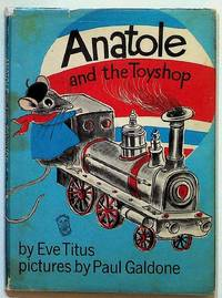 Anatole and the Toyshop