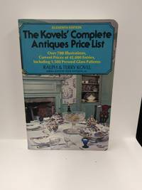 Kovels Antiques Price List (11th Edition)