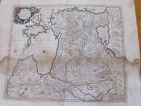 Ducatuum Livoniae et Curlandiae nova Tabula descripta divisa, et edita per F. de Wit Cum Privil. Potent. D. Ordin. Belgii Foederati