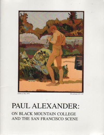 (Berkeley, CA): Rose Books, 2010. First Edition. Wraps. Near fine. 4to. Saddle-stapled wraps. Near f...
