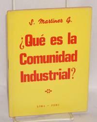 image of ¿Qué es la comunidad industrial