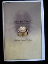 image of WRIT IN BLOOD:A Novel of Saint-Germain