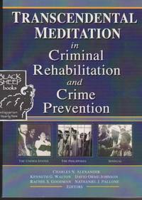 image of Transcendental Meditation in Criminal Rehabilitation and Crime Prevention