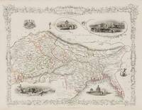 Northern India - Including the Presidency of Calcutta. With Vignettes of the Car of Juggernaut,...