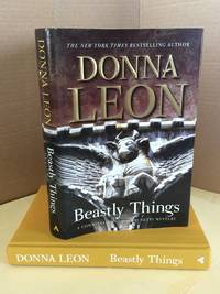 image of Beastly Things: A Commissario Guido Brunetti Mystery (The Commissario Guido Brunetti Mysteries, 21)