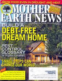 Mother Earth News Magazine June/July 2014