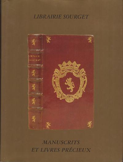 Chartres: Librairie Patrick et Élisabeth Sourget, 1999. First edition. Cloth. A near fine copy in a...