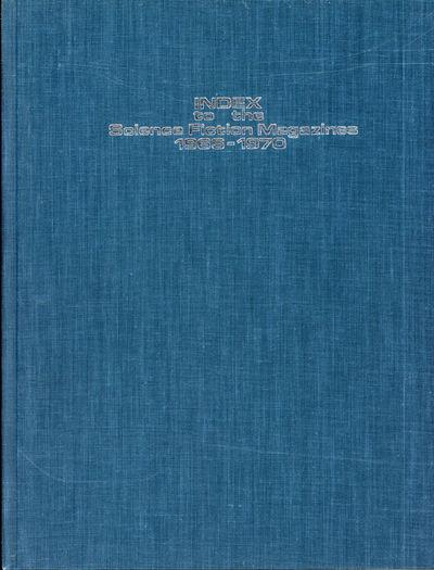 : New England Science Fiction Association, 1971. Large octavo, pp. ix 2-82, double columns, cloth. F...