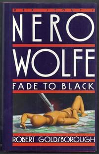 Nero Wolfe. Fade to Black