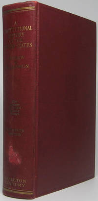 A Constitutional History of the United States by McLAUGHLIN, Andrew C - 1935
