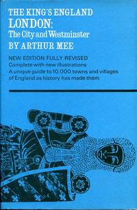 London: City and Westminster (King's England S.) by  Arthur Mee - Hardcover - 1975 - from Godley Books (SKU: 023872)