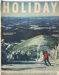 Holiday Magazine.  1956 - 02.