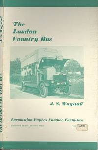 The London Country Bus [ Locomotion Papers Number Forty-two ]