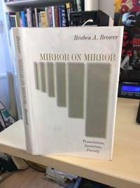 image of Mirror on Mirror. Translation, Imitation, Parody