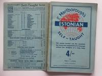 image of Estonian: self-taught by the natural method with phonetic pronunciation