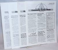 The Billy DeFrank Lesbian & Gay Community Center News [4 issues]