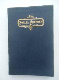 Social Register Greater Miami 1938