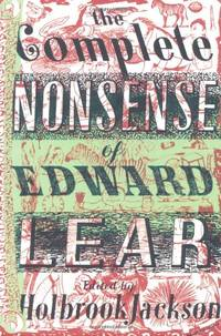 image of The Complete Nonsense of Edward Lear